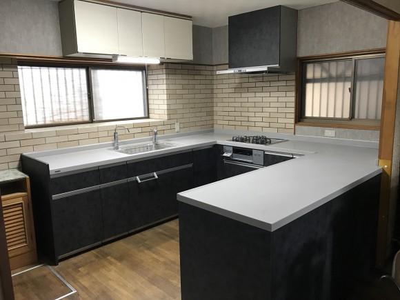新キッチン1