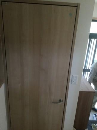 新トイレドア